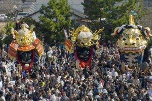 Festival Karatsu Kunchi