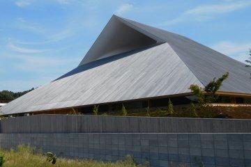Naoshima town hall