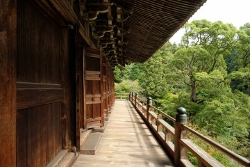 Engyoji Temple