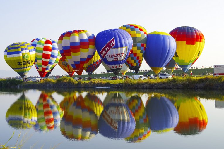 Saga International Ballon Fiesta
