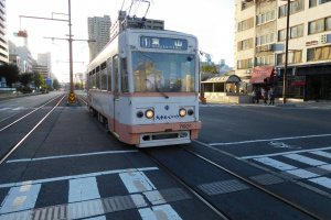 Tramway car