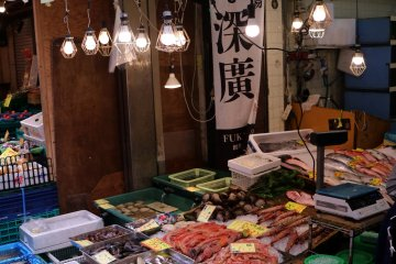 Соблазнительные морепродукты