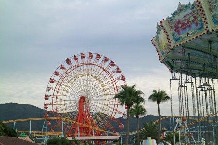 Не забудьте побывать в городке Марина!