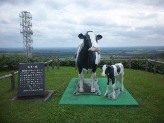 تمثال البقرة