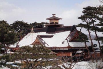 Goryokaku Fort Building