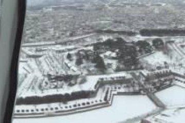 Goryokaku Fort from Observation Tower
