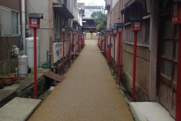 Daigakuin Temple