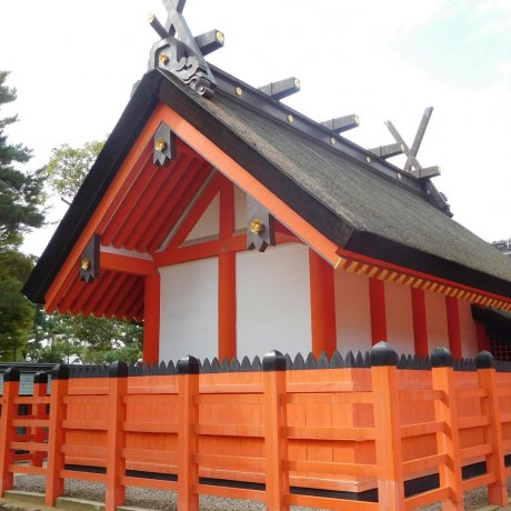 Đền Sumiyoshi Taisha