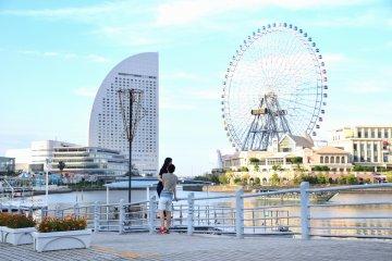Lovers' Paradise, Yokohama Bayside
