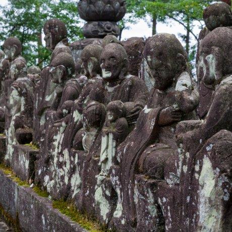 Gohyaku Rakan ở Kawagoe