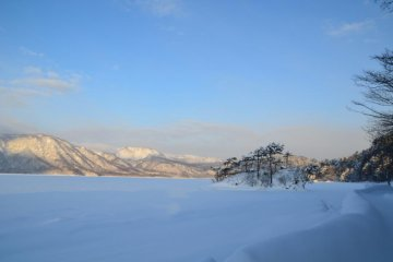 Lake Towada and Oirase Valley