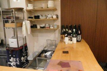 Renowned Sake