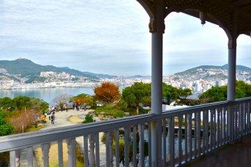 O Jardim de Glover em Nagasaki