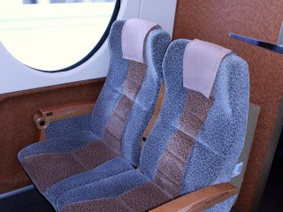 Ltd. Express Rapit reserved seats