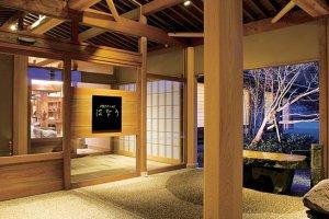 التقليد الياباني في الفنادق والمنتجعات يطلق عليه ( ريوكان )