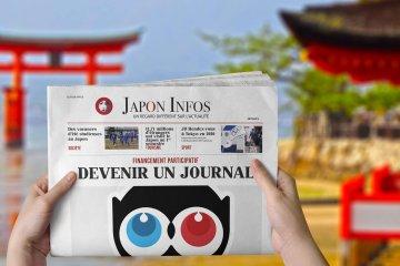 Japon Infos en Version Papier !