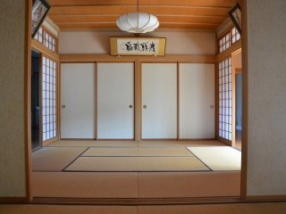 Guest Room 1 with tatami
