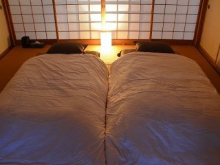 Guest Room 1 with futon