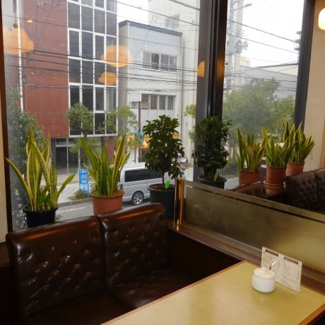 Coffeekan Cafe, Ishinomaki
