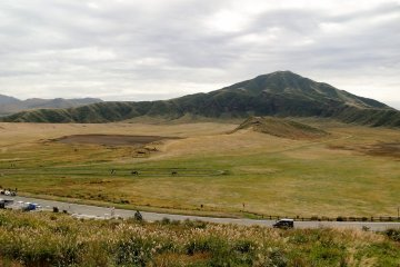 Kusasenri Plateau
