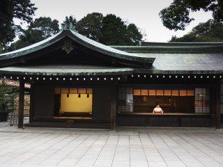 Details of the Shrine