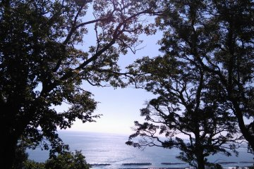 From the the top of Zenzibuji