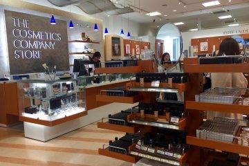 I like to buy discounted cosmetics here