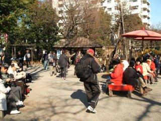 Хяккаен (сад) - получи здесь Фукурокудзю