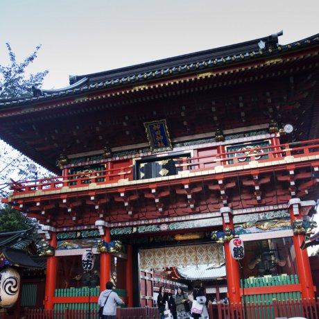Getting to Know Kanda Shrine