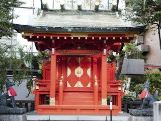 Kiến trúc trong đền