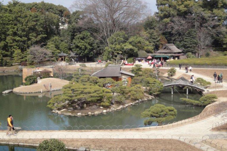 Okayama's Korakuen Garden