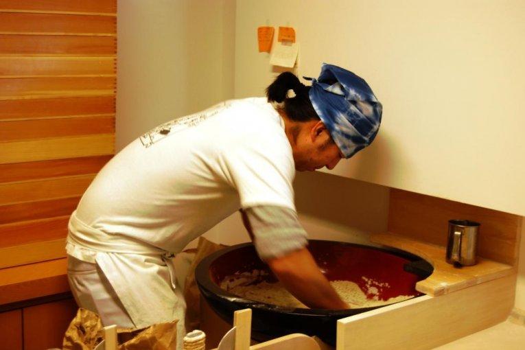 Shojiya- Seni Dalam Membuat Soba