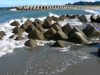 Xấu hổ về những tảng đá bê tông
