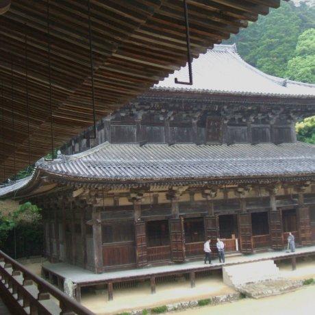 Thành cổ Himeji và đền Engyoji