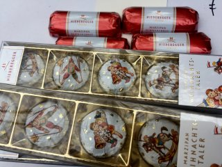 Some Marzipan from Germany