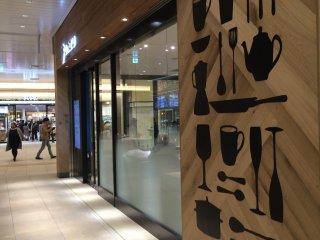 Unau Cafe and Kitchen.