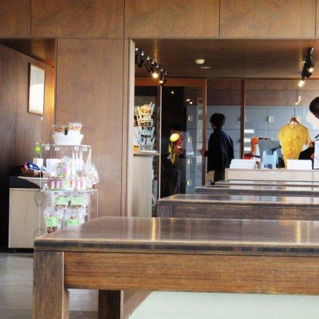 Inujima Museum Cafe