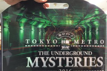 Tokyo Metro: The Underground Mysteries
