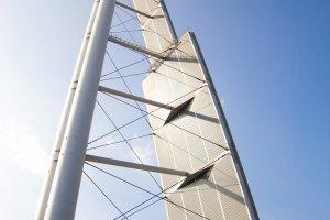 Arsitektur Global Tower yang menakjubkan