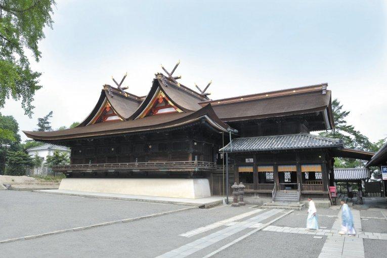 Sanctuaire Kibitsujinja
