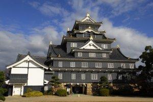 Le Château d'Okayama