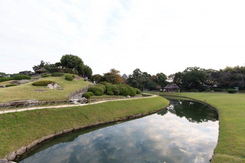 Jardin korakuen d okayama okayama japan travel for Jardin korakuen