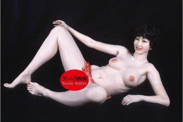 Condensed Vanilla 2013 feat. Kyoichi Tsuzuki's explicit wax figure collection