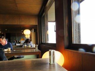 이누지마 박물관 카페