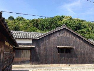 Traditional Naoshima