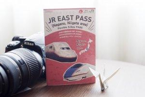 Chỉ cần mang theo vé JR East Pass và chiếc máy ảnh