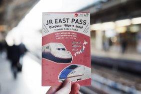 Hướng dẫn về vé JR East Pass