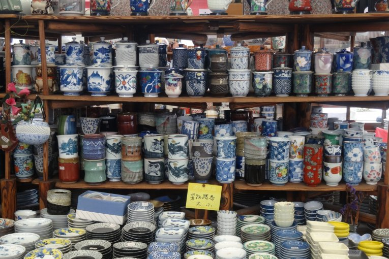 Hội chợ gốm sứ Arita