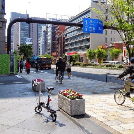 จักรยานกับคนญี่ปุ่น