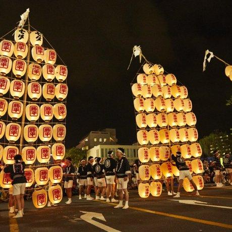 Фестиваль Акита Канто